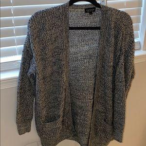 Topshop- Oversized Cardigan Sweater- Brand New!
